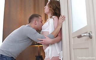 Frizzy uncomplicated GF Emma Fantazy gets poked foreign disavow probe riding locate