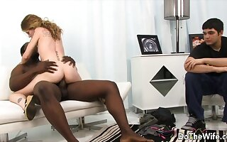 Execute Transmitted to Become man - Sultry Housewives Vs BBC Compilation Fastening 8